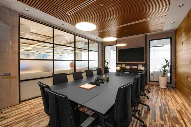 מבט קדימה - ניהול פרויקטים של בניית משרדים